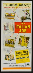 THE ITALIAN JOB (1969) Original - 18.9KB