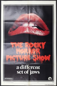 THE ROCKY HORROR PICTURE SHOW (1975) Original Vintage US ...